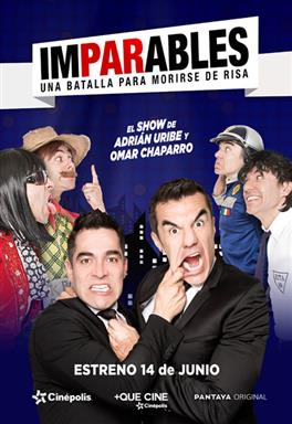 imparables-el-show