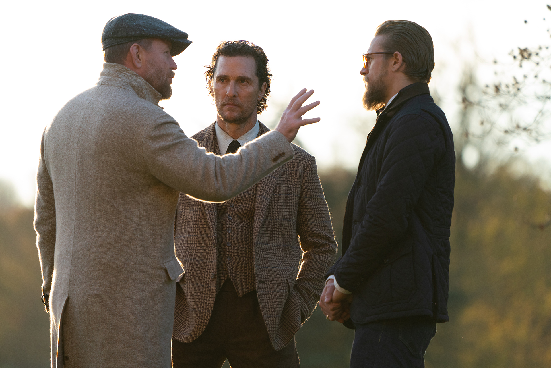 Image result for los caballeros guy ritchie
